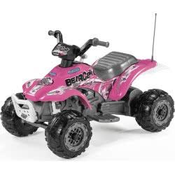 Peg-Perego Toys Μπαταριοκίνητη Γουρούνα 6V Corral Bearcat Pink ED1166 8005475362945