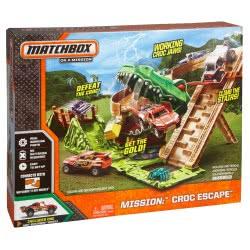 MATCHBOX Σετ Παιχνιδιού - Ο Κροκόδειλος BFN55 746775368999