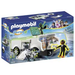 Playmobil O πράκτορας DNA και το Techno-Chameleon 6692 4008789066923
