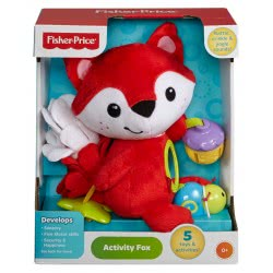 Fisher-Price Μαλακή Αλεπού CDN56 887961045963