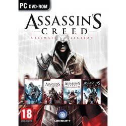UBISOFT PC Assassin'S Creed Ultimate Edition (Ac 1 + 2 + Brotherhood + Revelations) 3307215785423 3307215785423