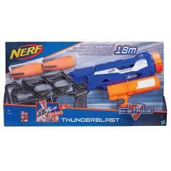 Hasbro Nerf N-Strike Elite Thunderblast Όπλο Εκτοξευτής A9604 5010994859237