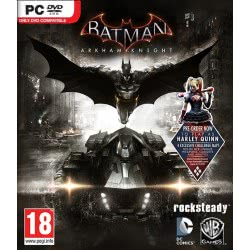 Warner PC Batman Arkham Knight 5051892191098 5051892191098