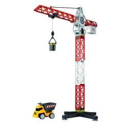 DICKIE TOYS Dickie Σετ Γερανός 67cm Φορτηγό Building Team 203463337 4006333016202