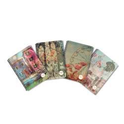 shape notebooks Τετράδιο Σπιράλ Retro A4 Ενός Θέματος A41RETRO 5200399805643