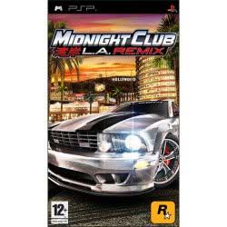ROCKSTAR GAMES PSP Midnight Club LA Remix 5026555281850 5026555281850