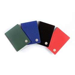 shape notebooks Τετράδιο Σπιράλ Ριγέ A4 Δυο Θεμάτων A42RIGE 5200399801126