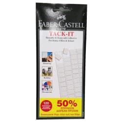 Faber-Castell Tack-It Με 50% Επιπλέων Δωρεάν Προϊόν 187093 9555684616791