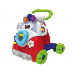 Chicco Happy Hippy Walker Στράτα Αυτοκινητάκι Z01-05905-00 8058664056569