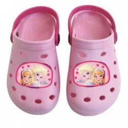 Loly Crocs Frozen Ροζ D09833_1 5204679013704