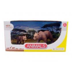 Toys-shop D.I Benteng Animals Αρκούδες Σετ JZ042257 5202015422579