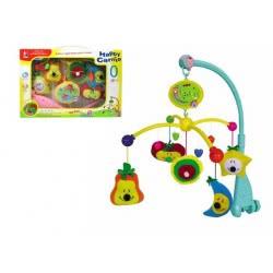 Toys-shop D.I Hengli Περιστρεφόμενο με Ήχο Baby musical mobile JM025473 5202015254736