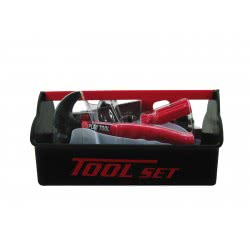 Toys-shop D.I TEGOLE TOYS Εργαλεία Σετ Βαλιτσάκι JU031880 5202015318803