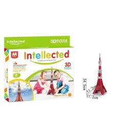 Toys-shop D.I Yahong Toys Παζλ 3D 30Τεμάχια Tokyo Tower JK069160 5202015691609