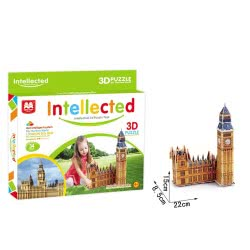 Toys-shop D.I YAHONG TOYS ΠΑΖΛ 3D 34ΤΜΧ LONDON BIG BEN JK069161 5202015691616