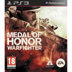 EA GAMES PS3 Medal Of Honor Warfighter 008069 5030943108865