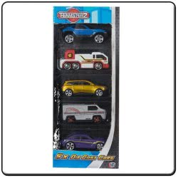 As company Teamsterz Die Cast Αυτοκίνητο 1:64 Πεντάδα 7535-15989 5050841598919