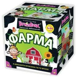 Brainbox Φάρμα 93047 5025822930477