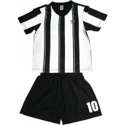 As company Ποδοσφαιρική Στολή Παικταράς Ασπρόμαυρη 1540-902 5203068159023