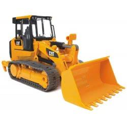 bruder Φορτωτής CAT Με Ερπήστριες/4 BR002447 4001702024475