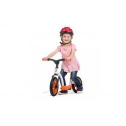 Smoby Learning Bike Orange Ποδηλατάκι Ισοροπίας Πορτοκαλι 770103 3032167701039