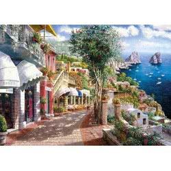 Clementoni Παζλ 1000τεμ Capri 1220-39257 8005125392575
