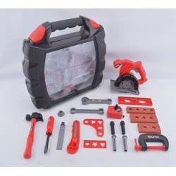 Toys-shop D.I Εργαλεία Σετ σε Βαλίτσα Tool set JU032158 6990416321582