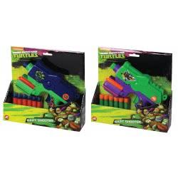 As company Όπλο με αφρώδη βελάκια Turtles TMNT Χελωνονιντζάκια 5201-10414 5203068104146