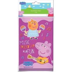 Diakakis imports Peppa Pig Προσκλήσεις 6Τμχ - 2 Σχέδια 0480944 5205698172632