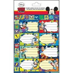 GIM Ετικέτα Mickey Mouse Και Friends 773-12749 5204549082991