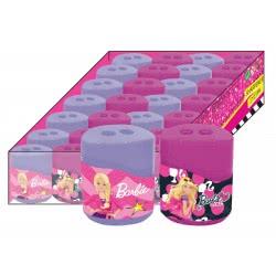 GIM Ξύστρα Διπλή Barbie - 2 Σχέδια 349-50633 5204549085565