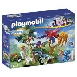 Playmobil Ο Σπίθας Στο Χαμένο Νησί 6687 4008789066879