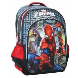 GIM Τσάντα Δημοτικού Οβάλ Spiderman Ultimate Web Warrior 337-63031 5204549087538