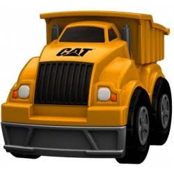 MEGA BLOKS Φορτηγάκια Cat CYR12 / ASST 065541078734