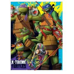 GIM Ντοσιέ Με Λάστιχο Α4 Ninja Turtles 334-04515 5204549081932