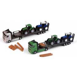 As company Teamsterz Οχήματα Tractor Transporter 1:64 7535-73147 5050837314714