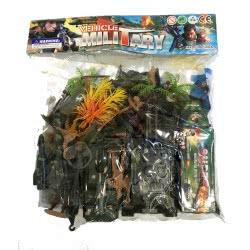 Toys-shop D.I Στρατιωτάκια Σε Σακούλα 635414 5204214054391