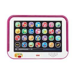 Fisher-Price Εκπαιδευτικό Tablet - Ροζ DKK07 887961241341