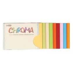 A&G PAPER Chrom Mixed 10 Colors 010924-HAMIX01 5205616109245