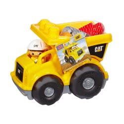 MEGA BLOKS Μεγάλο Φορτηγό Cat CND88 065541078871