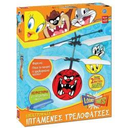 Real Fun Toys Real Fun Ιπτάμενες Τρελόφατσες Looney Tunes 8031 5200392380314