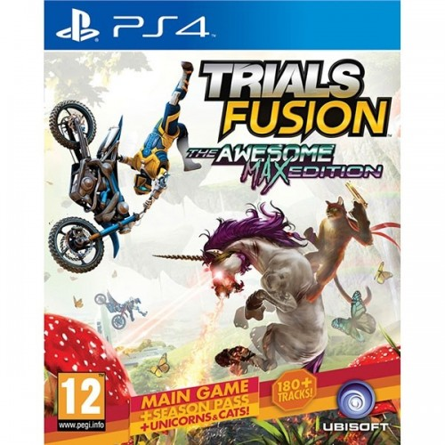 UBISOFT Ps4 Trials Fusion The Awesome Max Edition 3307215888018 3307215888018