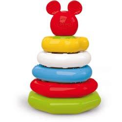 Clementoni baby Disney Baby Πυραμίδα Mickey 1000-14393 8005125143931