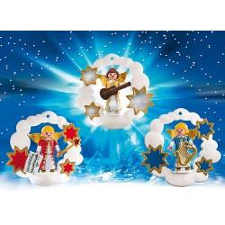 Playmobil Χριστουγεννιάτικα στολίδια-αγγελάκια 5591 4008789055910