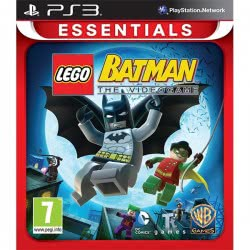Warner PS3 Lego Batman: The Videogame Essentials 883929020706 883929020706