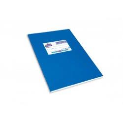 SKAG ΤΕΤΡΑΔΙΟ 50Φ SUPER ΔΙΕΘΝΕΣ Πλαστικά Χρωματιστά A5 Μπλε 110532 5201303110532