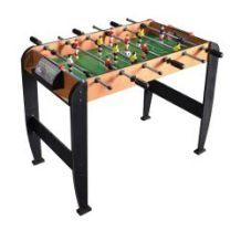 Toys-shop D.I Ποδοσφαιράκι Ξύλινο με πόδια 92x51εκ Football Game Table JS044054 5262088440542