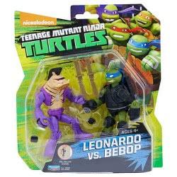 GIOCHI PREZIOSI TMNT Χελωνονιντζάκια Teenage Mutant Ninja Turtles ΦΙΓΟΥΡΕΣ 10Eεκ Twin Rack GPH90890 8001444162424