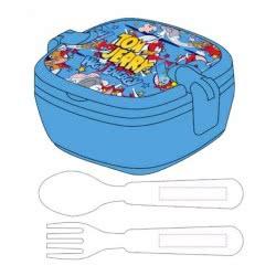 graffiti Δοχείο Φαγητού Για Παιδικό Tom And Jerry 500Ml 15142 5202860151426