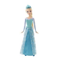 Mattel Πριγκίπισσα Έλσα - Λαμπερές Εμφανίσεις CFB73 887961053944